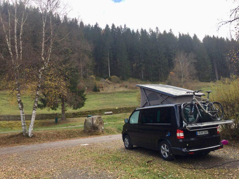 Campingsplatz, Blankenhof Titisee