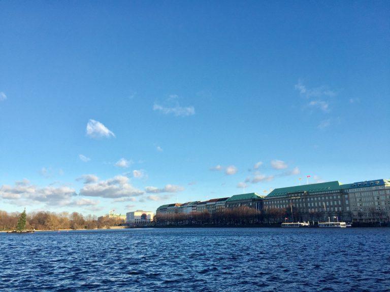 Hamburg, meine Perle.
