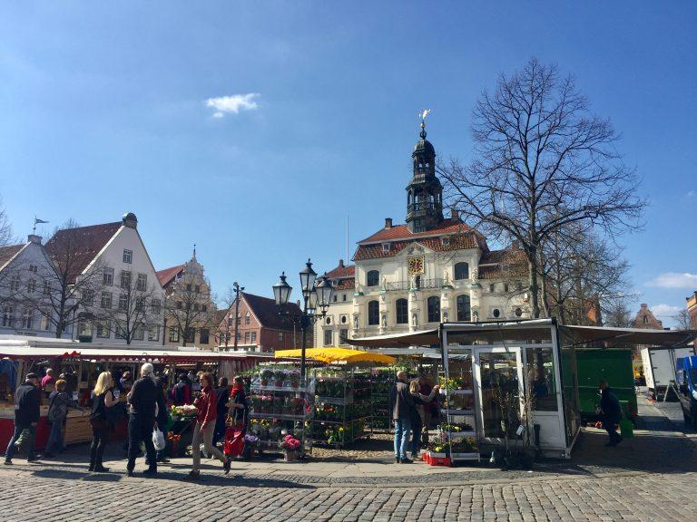 Lüneburg- immer eine Reise wert.