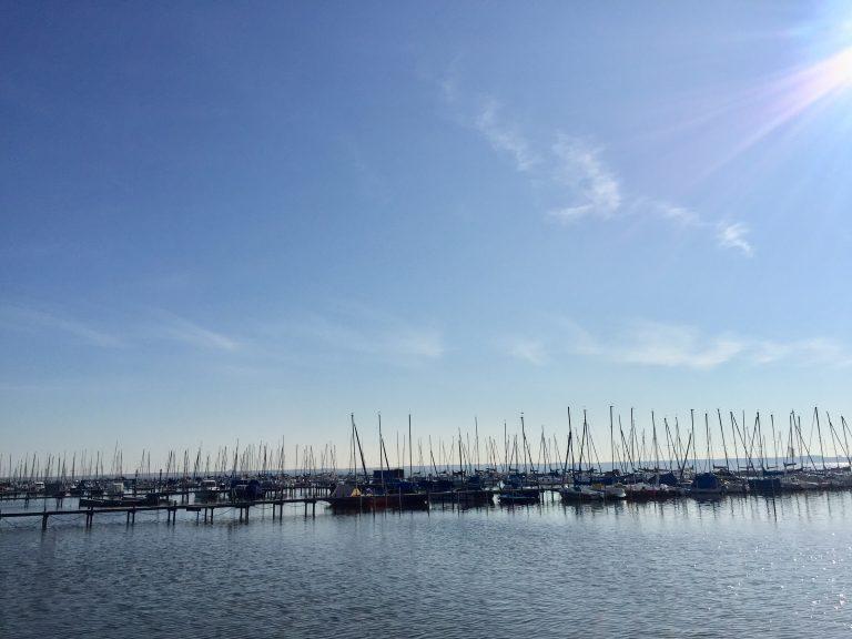 Stellplatz am Steinhuder Meer