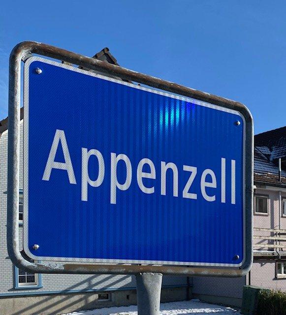 Rottweil & Appenzell/ Schweiz