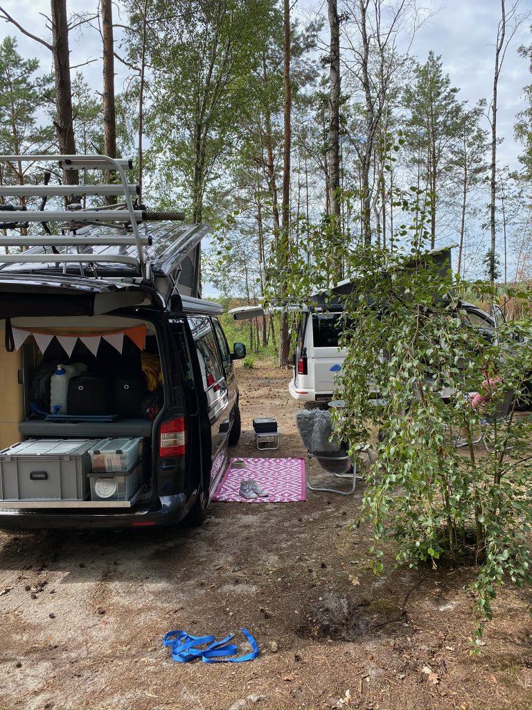2400km vom Süden in den Norden: Brandenburg, Mecklenburger Seenplatte, Ostsee & Nordsee
