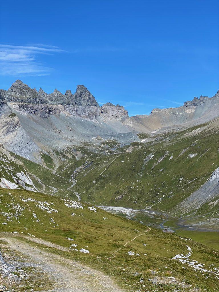 Flims in der Schweiz, Tag 2, Zweite Wanderung.