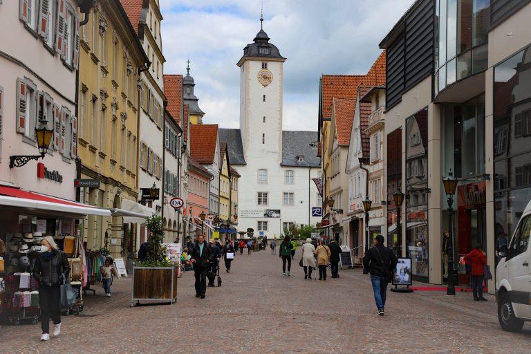 Bad Mergentheim. Kur und Urlaubsstadt