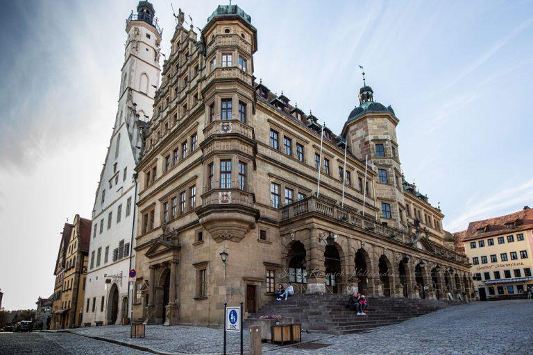 Rothenburg ob der Tauber- eine Reise wert.