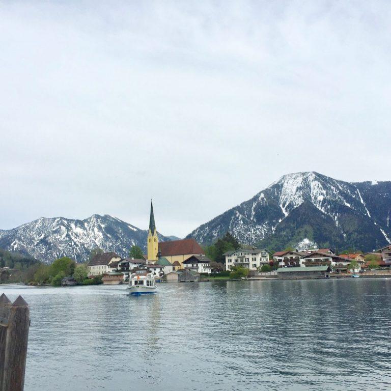 Die fünf schönsten Seen in Bayern.