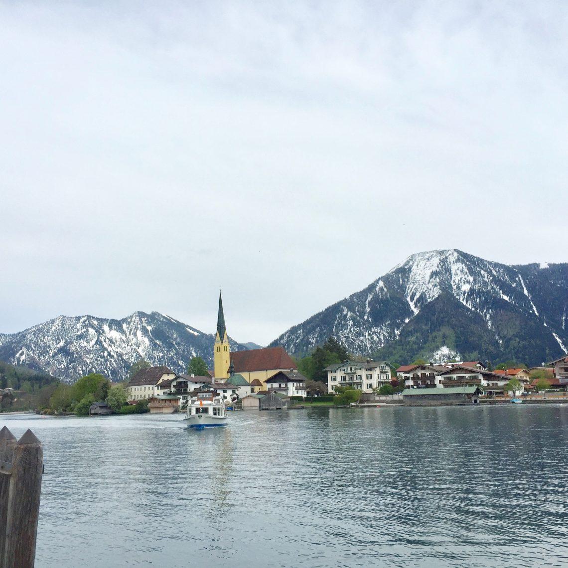 Beitragsbild: die fünf schönsten Seen in Bayern