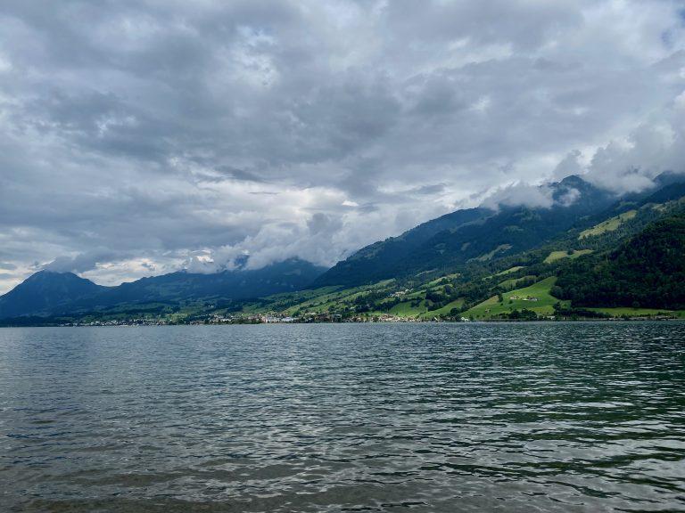 Bild vom Sarner See