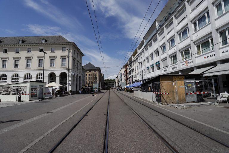 Karlsruhe, meine Heimatstadt